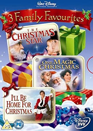 Ill Be Home For Christmas Dvd.Amazon Com A Christmas Star One Magic Christmas I Ll Be