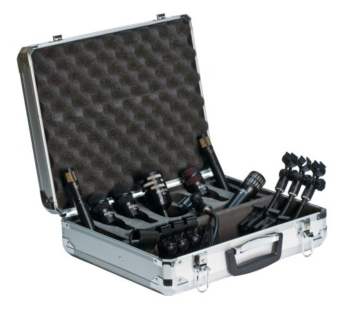 Audix DP7 7-piece Drum Mic Package by Audix