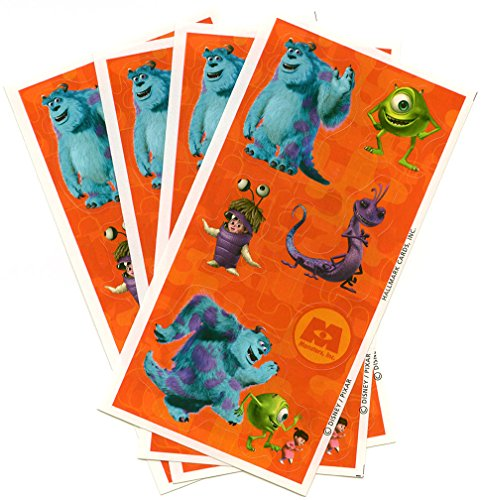Disney's Monsters, Inc. (Monsters Inc Stickers)