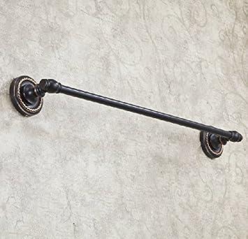 Handtuchhalter Einzelschiene Badezimmer Wandmontage Edelstahl Kleiderbügel Pole
