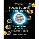 Total Solar Eclipse Countdown: Totals and Annulars Through 2024