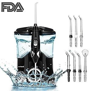 Zerhunt Professional Water Flosser Oral Irrigator – 600ml
