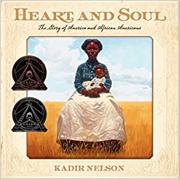 Image result for heart and soul kadir nelson