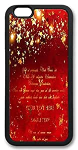 LKPOP Cases / Covers Merry Christmas Gift Present Happy New Year Christ Eve's Nice Design Cell Phone Cases For iPhone 6 No.5