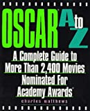 img - for Oscar A to Z book / textbook / text book