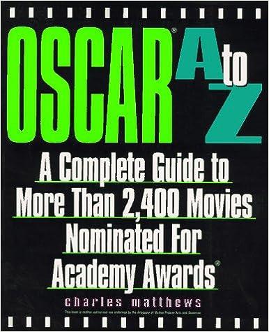 Oscar A to Z