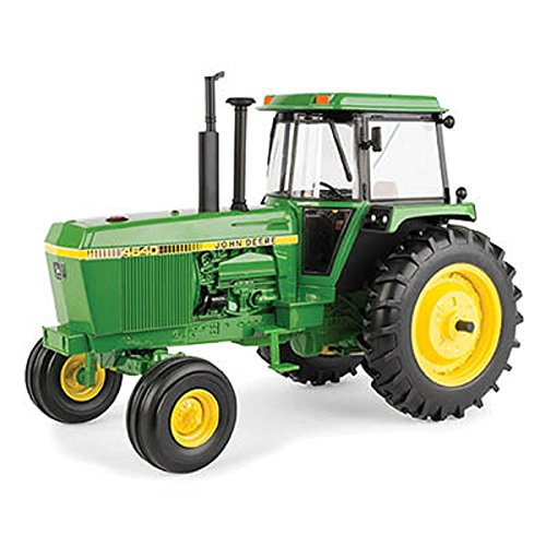 John Deere Grain - John Deere 1/16 40th Anniversary 4640 Tractor Toy Collector Edition - LP64477
