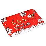 Shmei Christmas Indoor Home Doormats Carpets Decor Rag Rug Bathmat Room Floor Mat,Rectangle, Straight Edge for Home (E)