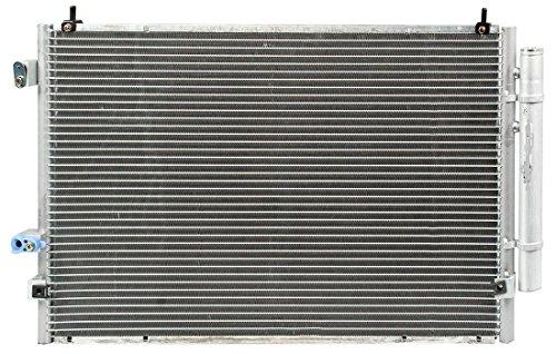 Klimoto Brand New Condenser fits Lexus GS300 1998-2005 GS400 1998-2000 GS430 2000-2005 3.0L L6 4.0L 4.3L V8 LX3030102 8846030790 7-4982 CND4982