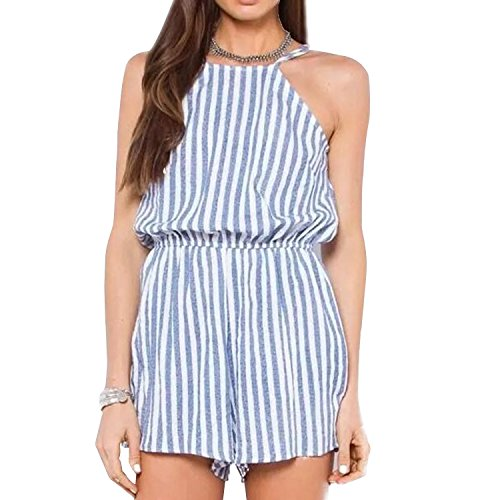 Women Romper Backless Summer Jumpsuit product image