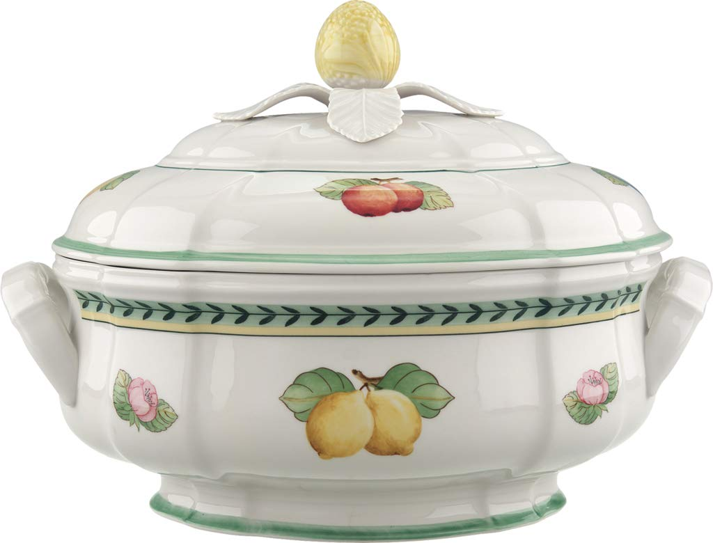 Villeroy & Boch French Garden Fleurence Soup Tureen 1022812360