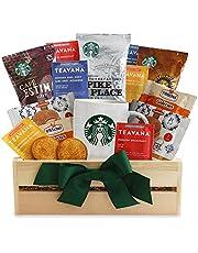 California Delicious Starbucks Daybreak Gourmet Coffee Gift Basket, 5 Pound