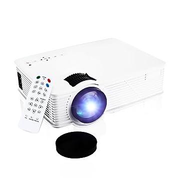 GBlife GP-9 LED Proyector Portácil, 2000 Lúmenes 1920 x 1080 ...
