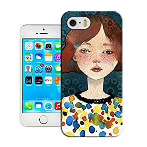 LarryToliver iphone 5/5s Fashion Hard Back Cover Skin Case for Customizable Art on wood by Maris's Diary