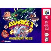 Rampage 2: Universal Tour - Nintendo 64