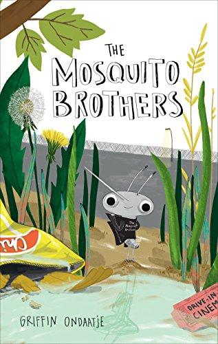 The Mosquito Brothers (Funny Repellent)