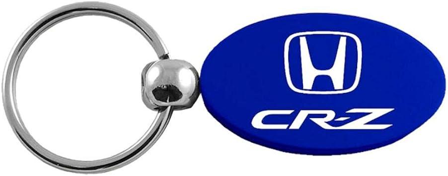 Honda CRZ Orange Teardrop Keychain Au-Tomotive Gold INC
