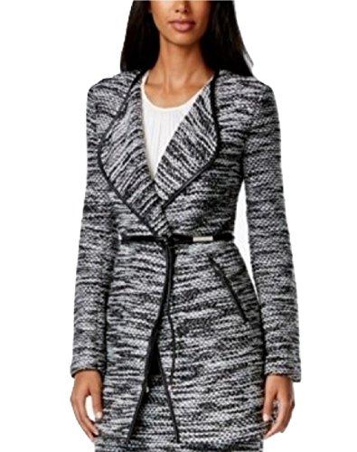 Leather Trim Tweed - 7