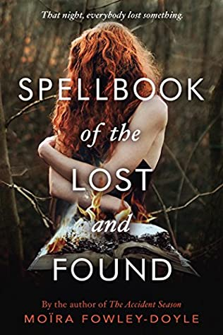 book cover of Spellbook of the Lost and Found
