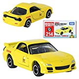 TAKARATOMY Deream Tomica 214 Initial D FD3S RX-7 Display Miniature Car Mini Car