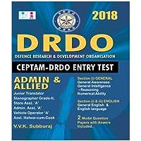 DRDO : Defense Research and Development Organisation CEPTAM-DRDO Entry Test