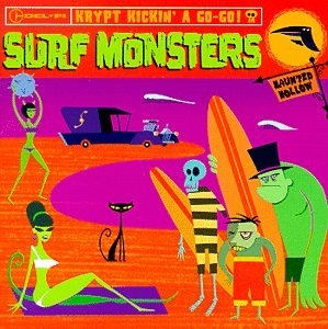 Surf Monsters