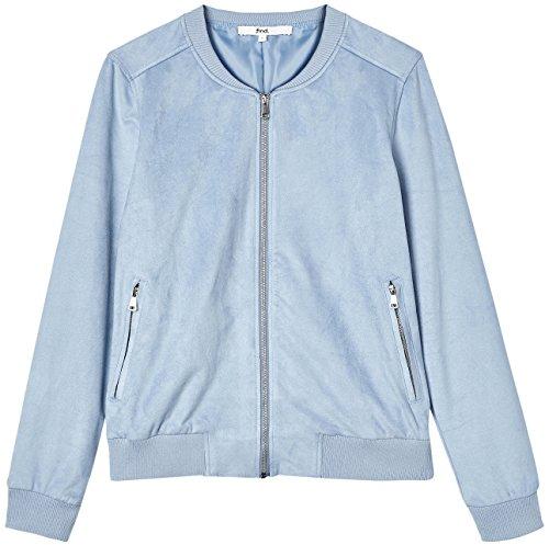 Bomber Blue Jacket Women's Blue Sky FIND q5POf