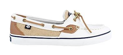 Amazon.com: Sperry Womens Riviere Mar, Blanco, 5 B(M) US: Shoes