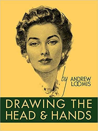 Drawing The Head And Hands Andrew Loomis 8601200410211 Books