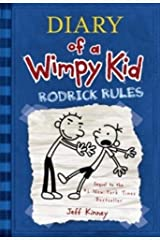 Diary of a Wimpy Kid Rodrick Rules Hardcover