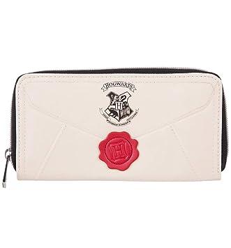 Amazon.com: Harry Potter Hogwarts Carta cartera