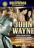 John Wayne 2 Pack (The Man from Utah / The Star Packer / Sagebrush Trail / Riders of Destiny)