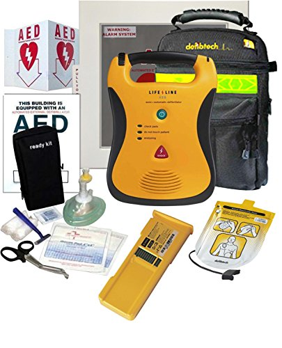 First Aid Cabinet and Sign Pack by Cardiac Life (Sign Cabinet)