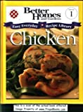 Better Homes and Gardens Easy Everyday Recipe Library: Chicken