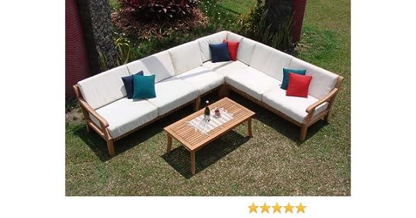 Amazon com : Sunbrella Fabric cushions (Seat & Back) for