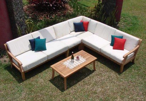 51DESDqjdaL 51 Teak Outdoor Furniture Ideas