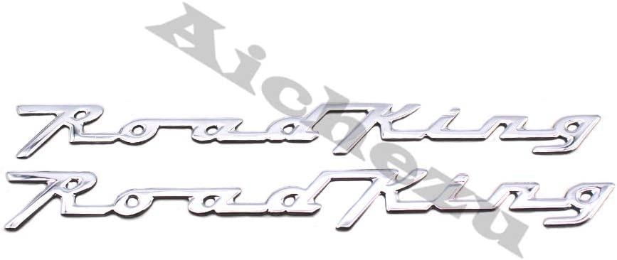 110//105th Anniversary Classic Motorbike Emblem Badge for Harley Davidson Road King ACZ 3D Chrome Motorcycle Decals Stickers