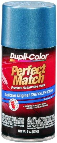 - Dupli-Color EBCC03867 Teal Metallic Chrysler Perfect Match Automotive Paint - 8 oz. Aerosol