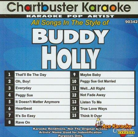 Karaoke: Buddy Holly