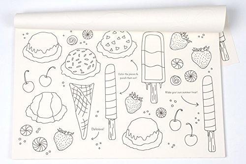ice cream paper punch - 2