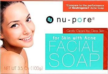 NU-PORE Acne Soap, Bulk Case of 24