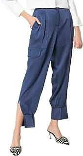 TEELONG Hosen Damen Casual Hosen Hosen Damen Lose Hosen mit Tasche Jogginghose Trainingshose Trainingsanzüge Overalls Fleece-Hose