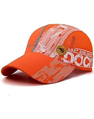 Kids Baseball Hat Quick Drying - Toddler Boy Girl Baseball Hat Airplane Mesh Cap Sun Hats Age for 3-12Years Old