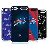 Official NFL 2017/18 Buffalo Bills Black Soft Gel Case for Apple iPod Touch 6G 6th Gen