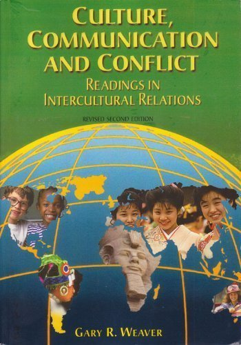 Culture, Communication and Conflict: Readings in...