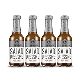 Tessemae's All Natural 4-Pack Salad Dressing 55 Certified Organic Gluten Free All Natural