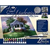 Royal & Langnickel Paint Your Own Masterpiece Painting Set, Lakeside Gazebo