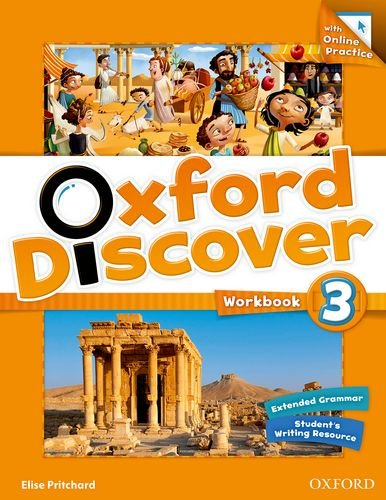 Oxford Discover: 3: Workbook with Online Practice