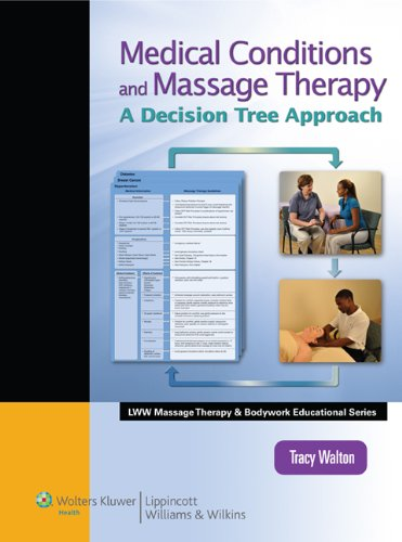 Medical Conditions and Massage Therapy: A Decision Tree Approach (LWW Massage Therapy and Bodywork Educational Series) ()