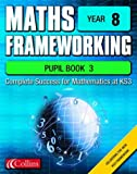 img - for Maths Frameworking: Year 8 book / textbook / text book